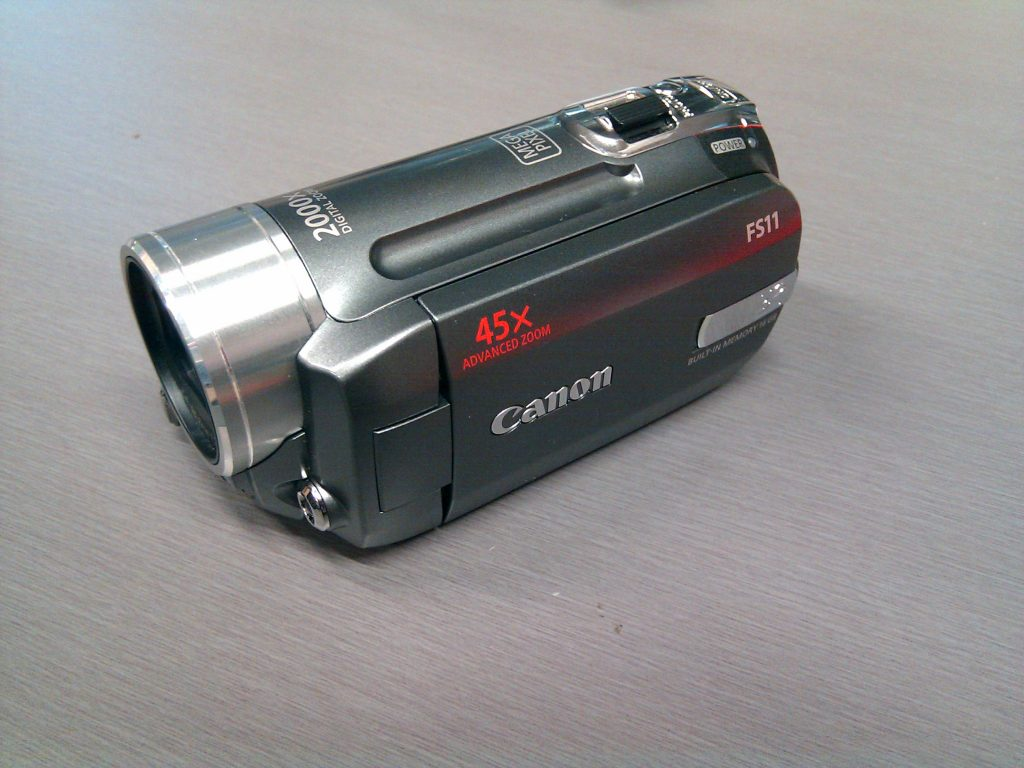 Canon-video-camera